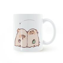 goolcase com Two Pig Coffee Ceramic Home Decor Mugs 11oz - $33.95