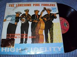 An item in the Music category: The Lonesome Pine Fiddlers [Vinyl] The Lonesome Pine Fiddlers