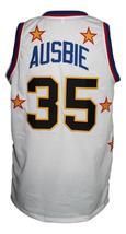 Huber Geese Ausbie #35 Harlem Globetrotters Basketball JerseyWhite Any Size image 5