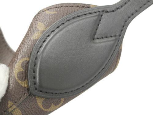 LOUIS VUITTON Flower Hobo Monogram Noir M43545 Shoulder Bag Authentic 5334421