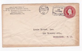 BURLINGTON HOSIERY MILLS PHILADELPHIA PA MARCH 15 1927 - $1.78