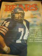Chicago Tribune Section 8 January 3 1986 Chicago Bears Playoff Preview New - $19.99
