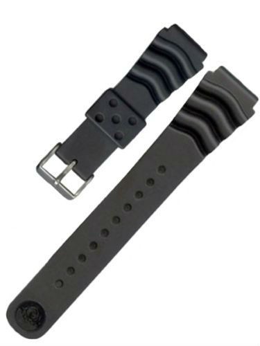 Primary image for Seiko Diver 20mm Black Rubber Watchband Strap# For SKX779/781 skx779_strap
