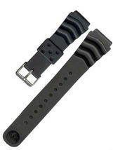 Seiko Diver 20mm Black Rubber Watchband Strap# For SKX779/781 skx779_strap - $55.90