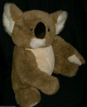 """18"""" Vintage Russ Berrie Aussie Marrón Koala Oso de Peluche Juguete Felpa - $69.82"""