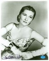Joan Fontaine autographed 8x10 Photo Image #2 - $75.00