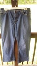 Oshkosh blue jeans size 14R boys 34x32 1/2 wide leg - $20.00