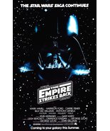 "Star Wars Movie ""The Empire Strikes Back"" Movie Stand-Up Display - Sci-F... - $16.99"