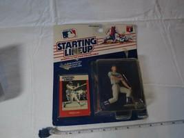 Initial Gamme Steve Sax la Dodgers Figurine Articulée Kenner MLB Rare Co... - $16.03