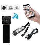 Wireless Wifi Spy Nanny Cam Home security covert Camera HD DVR Night Vis... - $34.64