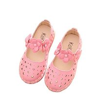 New Korean Girls Princess Shoes Soft Bottom Baby Shoes Peas Shoes image 3
