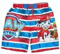 Patrulla Canina Chase Marshall UPF-50 + Traje de Baño Pantalones Cortos ... - $16.64