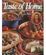 TASTE OF HOME 1996 August/September Issue - $5.00