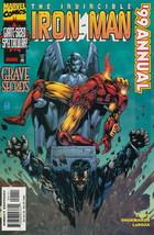 Iron Man (3rd Series) Annual #1999 VF/NM; Marvel | save on shipping - de... - $1.25