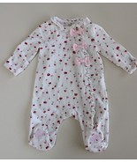 Kate Spade 3 Month Baby Girl One Piece, Romper, Body Suit, Sleeper, Flor... - $27.69