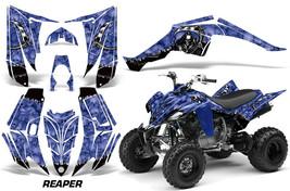 ATV Decal Graphic Kit Quad Sticker Wrap For Yamaha Raptor 350 2004-2014 REAPER U - $169.95