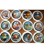 Garfield A Day With - Danbury Mint 12 plate collection - $400.00