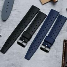Watch Band Strap For Seiko Rubber Watch Bracelet Sport Wristwatch Belt 2... - $20.89