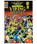 Last of Viking Heroes Summer Special Issue #2 Teenage Mutant Ninja Turtl... - $6.95