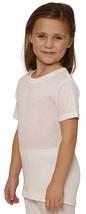 OCTAVE® Thermounterwäsche für Mädchen: kurzärmeliges T-Shirt / Top / Unt... - $16.97