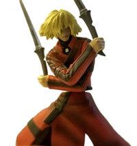 "Samurai 7 ""Kyuzo"" Anime Figure - $5.88"