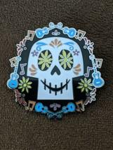 Disney Pin Trading Pixar Coco Sugar Skull Pin - $6.92