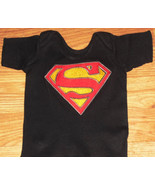 TShirt or Onsie Made just for you Little Superman or Supergirl    FREE ... - $20.00