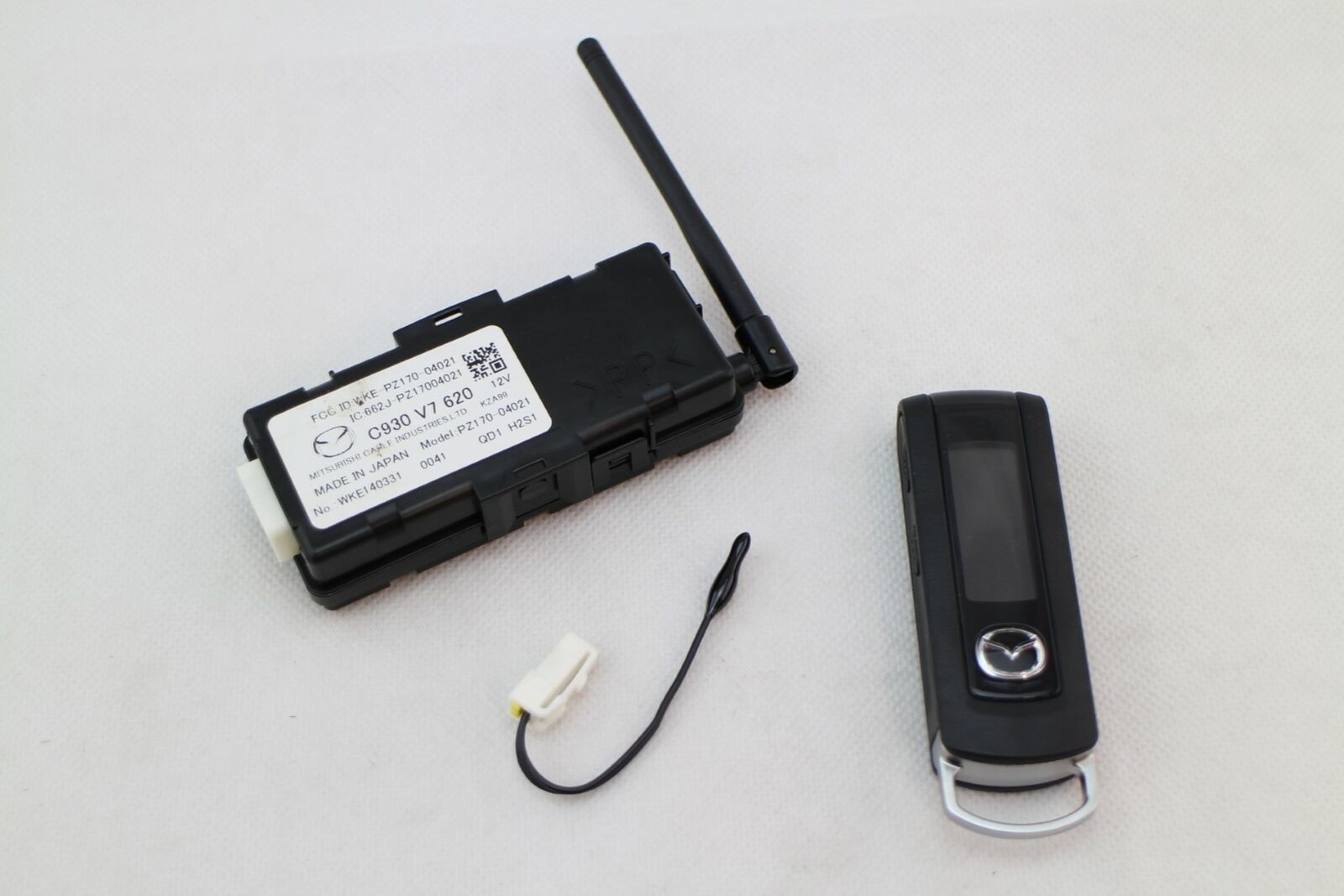 Factory Oem Mazda Keyless Entry Remote Start And 20 Similar Items