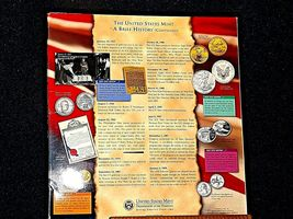 50 State Quarters Collector's Map AA19-CN19Q6021 image 6