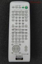 Sony RM-SV215D Remote Control MHCGX9000, HCDGX90, HCDGX90D, MHCGX90D - $20.79