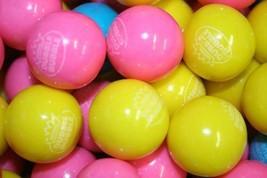 Dubble Bubble Cotton Candy 24mm Gumballs 1 Inch, 2 Pounds Approximately ... - $14.52