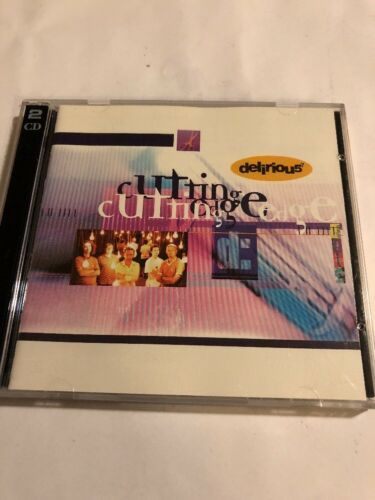 Primary image for Cutting Edge [Audio CD] Delirious5 ? e Delirious?