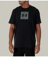 Men's Under Armour Camo Boxed Logo T-Shirt - $18.96