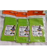 "18 Halloween Treat Bags  ""Witching You A Happy Halloween"" - $7.91"
