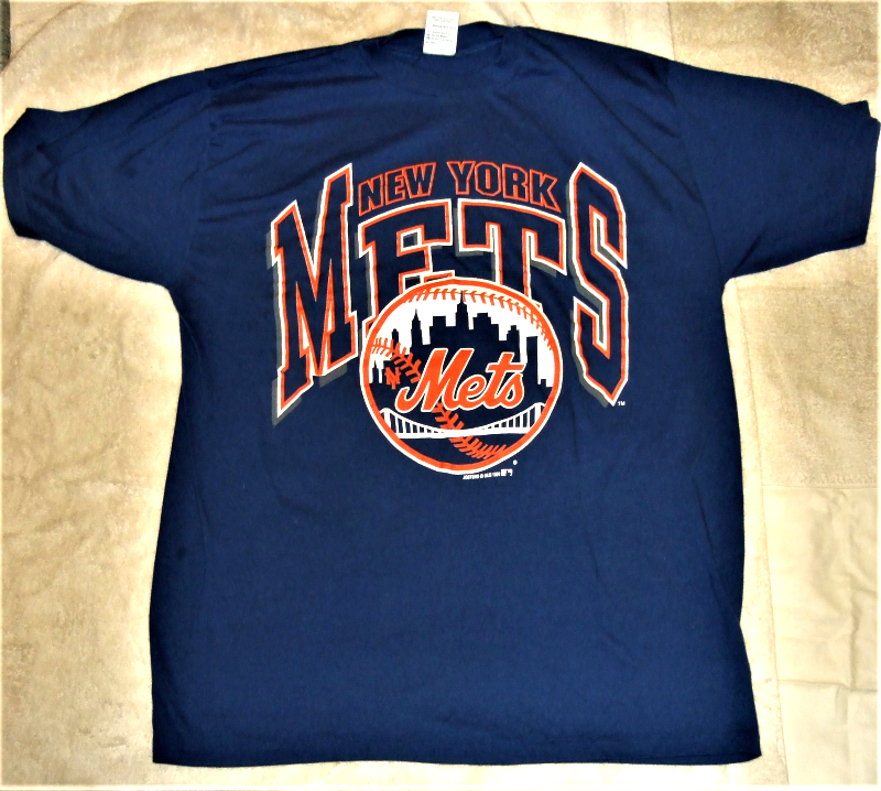 Primary image for New York Mets Adult T Shirt
