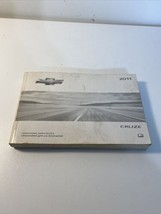 2011 Chevy CRUZE 11 Owners Manual  ☆ OEM Factory Original Book Free Shipping - $9.89
