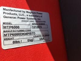2012 Magnum MTP6000DK14P For Sale in Vernal, Utah 84078 image 5