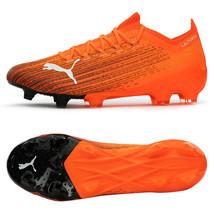 Puma Ultra 1.1 FG/AG Football Boots Soccer Cleats Shoes Orange 10604401 - $207.99
