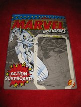 1990 Marvel Super Heroes Action Figure: Silver Surfer - Original Cardback - $7.00