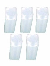 5 NUMIS Square Penny/Cent 19mm Coin Tubes, Coin Storage - $5.49