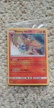 Shining Ho-Oh SM70 Promo Pokemon from Shining Legends Elite Trainer Box ... - $7.99