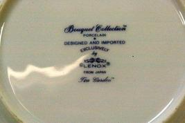 Lenox 1985 Tea Garden Bread Plate image 4