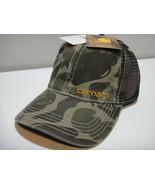 Carhartt Mens Camo Sweatband Wicks Sweat Snap Back Adjustable Hat - $23.33