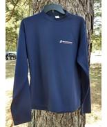 Men's long sleeve US Marines American made pullover shirt 100 percent po... - $15.77