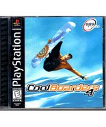 PlayStation - Cool Boarders 4 - $9.50