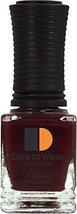 LECHAT Dare to Wear Nail Polish, Maroonscape, 0.500 Ounce - $9.41