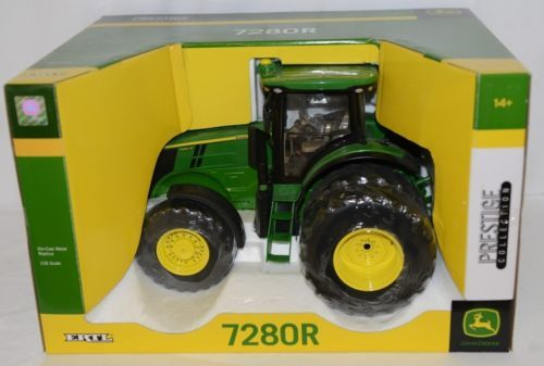 John Deere TBE45328 Prestige Collection Die Cast 7280R Tractor