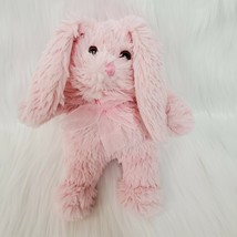 "10"" Animal Adventure Bunny Rabbit Pink Floppy Ears Soft Plush Easter Toy... - $10.97"