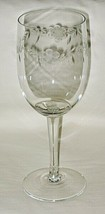 Colony Chantilly Pattern Water Goblet Set of 3 - $24.70