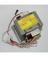 GE Microwave Oven : High-Voltage Transformer (SHV-U1870D / WB27X10910) {N1489} - $148.49